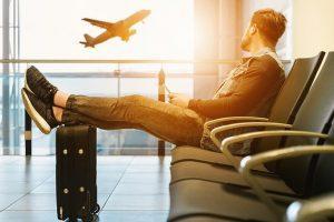 צ'אט בוט טיסות